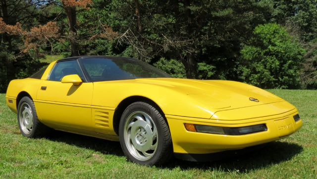 1994 corvette for sale thornville ohio corvette car ads. Black Bedroom Furniture Sets. Home Design Ideas