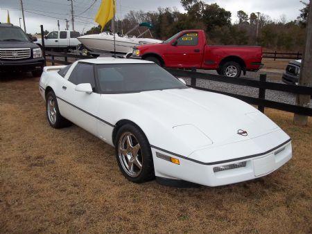 1990 corvette for sale ocean springs mississippi corvette car ads. Black Bedroom Furniture Sets. Home Design Ideas