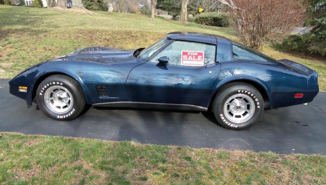 1980 Corvette For Sale >> 1980 Corvette For Sale Doylestown Pennsylvania Corvette Car Ads