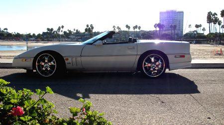 1988 Corvette for sale Los Angeles,California | Corvette Car Ads