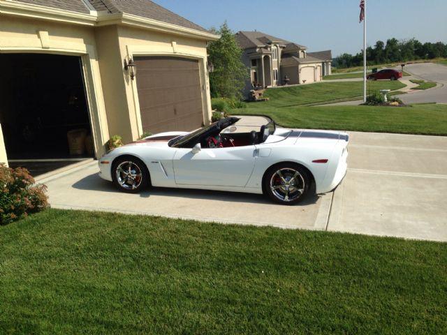 2008 corvette for sale kansas city missouri corvette car ads. Black Bedroom Furniture Sets. Home Design Ideas