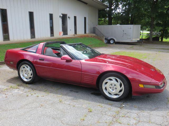 1994 corvette for sale lexington north carolina corvette car ads. Black Bedroom Furniture Sets. Home Design Ideas