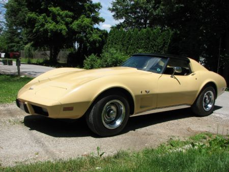 1977 corvette for sale columbus ohio corvette car ads. Black Bedroom Furniture Sets. Home Design Ideas