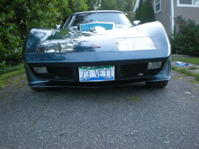 1973 Corvette For Sale Abbotsford British Columbia