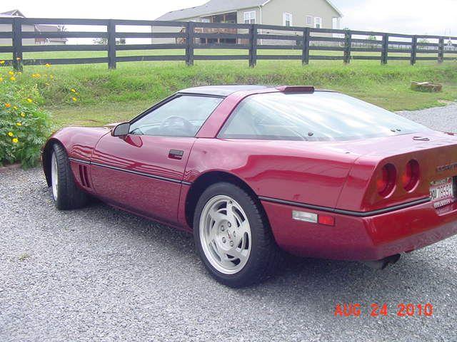1990 corvette for sale harrodsburg kentucky corvette car ads. Cars Review. Best American Auto & Cars Review